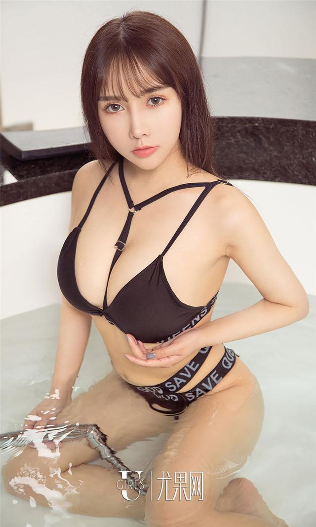 [尤果网] 大屁股丁字裤美女徐妍心魅惑写真 第777期