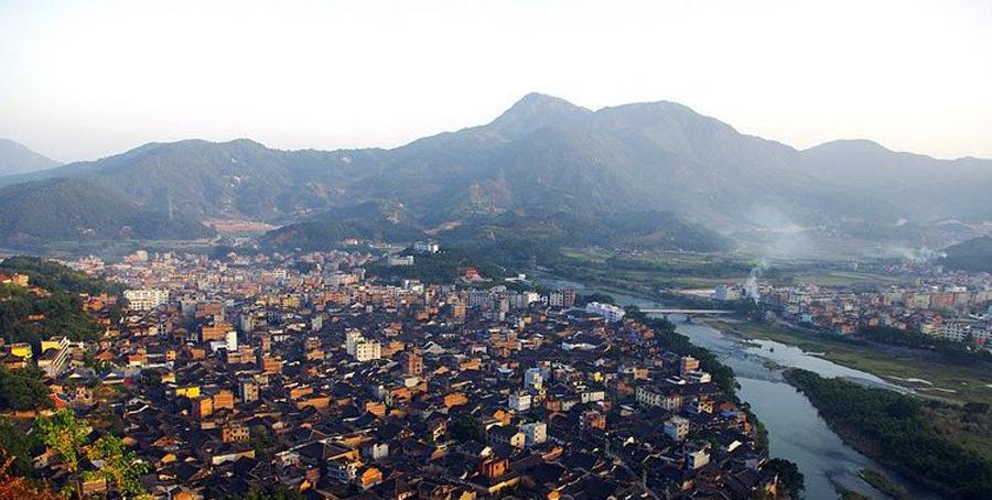 福建宁德福安市面积最小的镇,却是福安唯一的全国重点镇