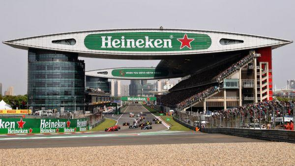 F1中国站延期 在日历上为中国安排另一个位置