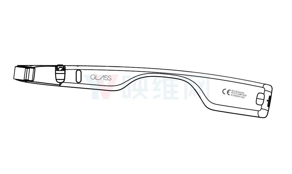 第二代谷歌AR眼镜企业版已通过美国FCC认证 AR资讯 第1张