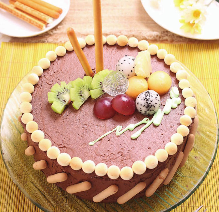 全教程,手把手教你学做蛋糕