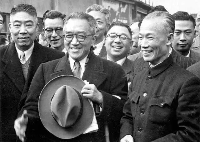 晚年的胡适先生在台湾