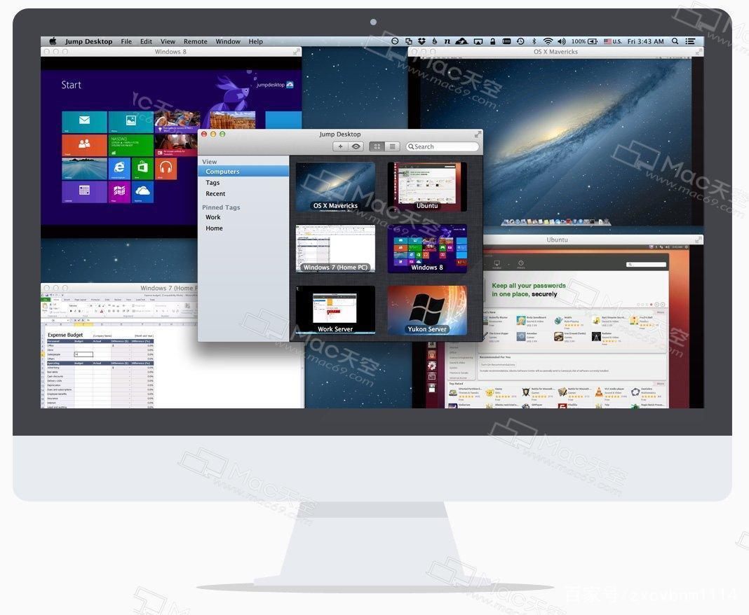 Jump Desktop 8 for Mac(远程桌面连接软件)