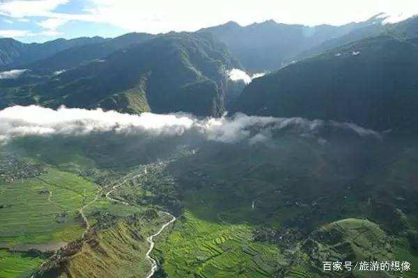"""云南被认为是""""最穷""""的五个县,不在昭通,也不在红河州"""