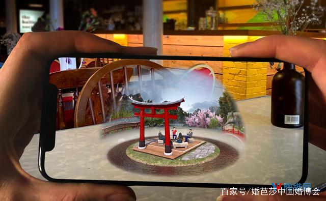 社交VR平台vTime开始支持ARkit和ARCore