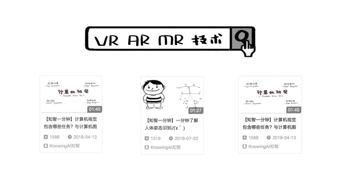 VR、AR、MR,它们都是啥?|视频科普来了 AR资讯 第6张