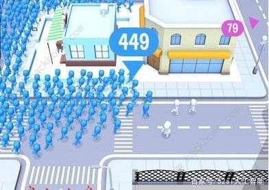 《crowd city》拥挤城市手游官网下载_抖音电脑版下载(附攻略) 手机AR游戏_苹果和安卓手机下载专区 第2张