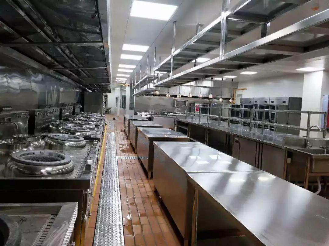 商用厨房工程案例2