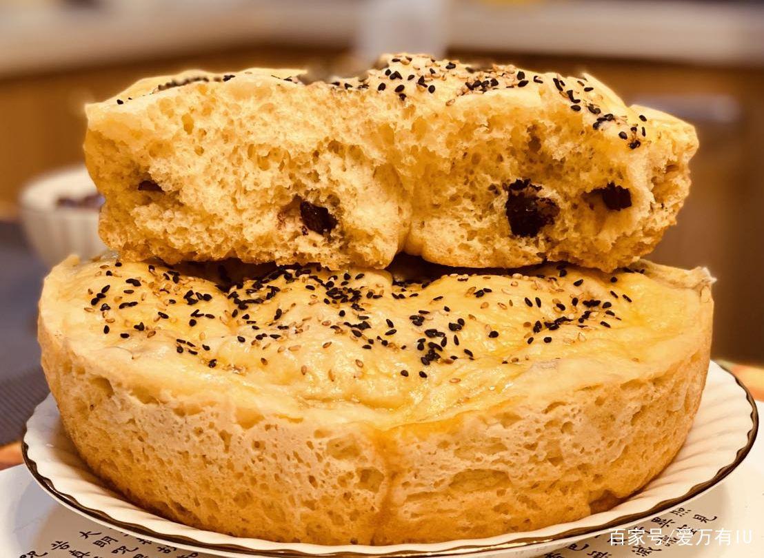 电饭锅做面包 Steam Bread