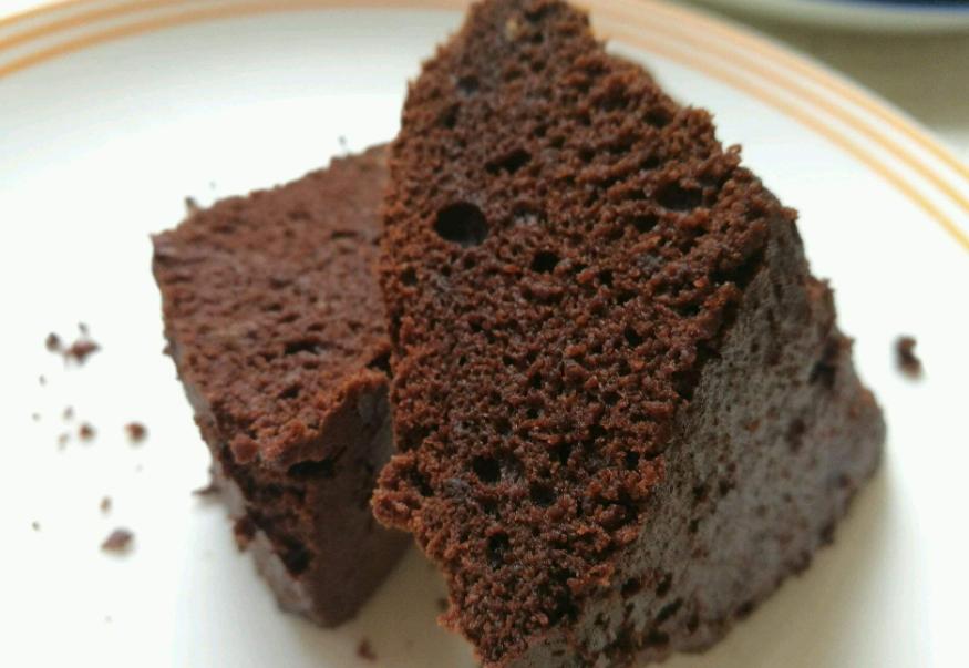 巧克力马芬蛋糕,口感蓬松美味,巧克力海绵蛋糕,香甜浓郁超赞