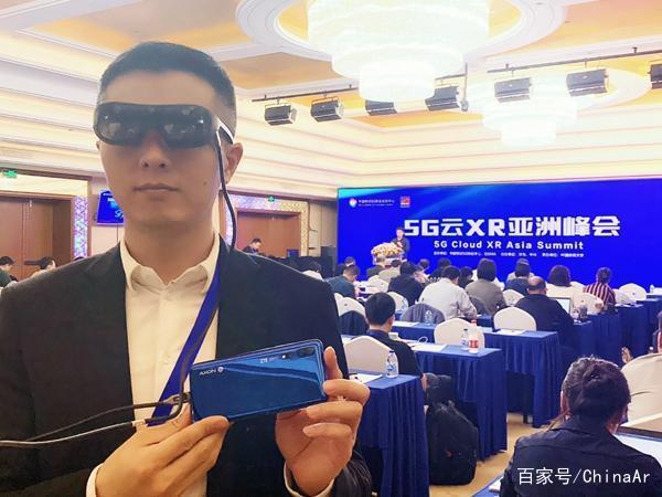 电子行业:VR/AR是5G最适合落脚点之一 AR资讯