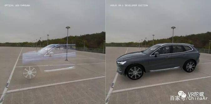 能实现VR与AR之间切换,Varjo头显XR-1评测 AR测评 第7张