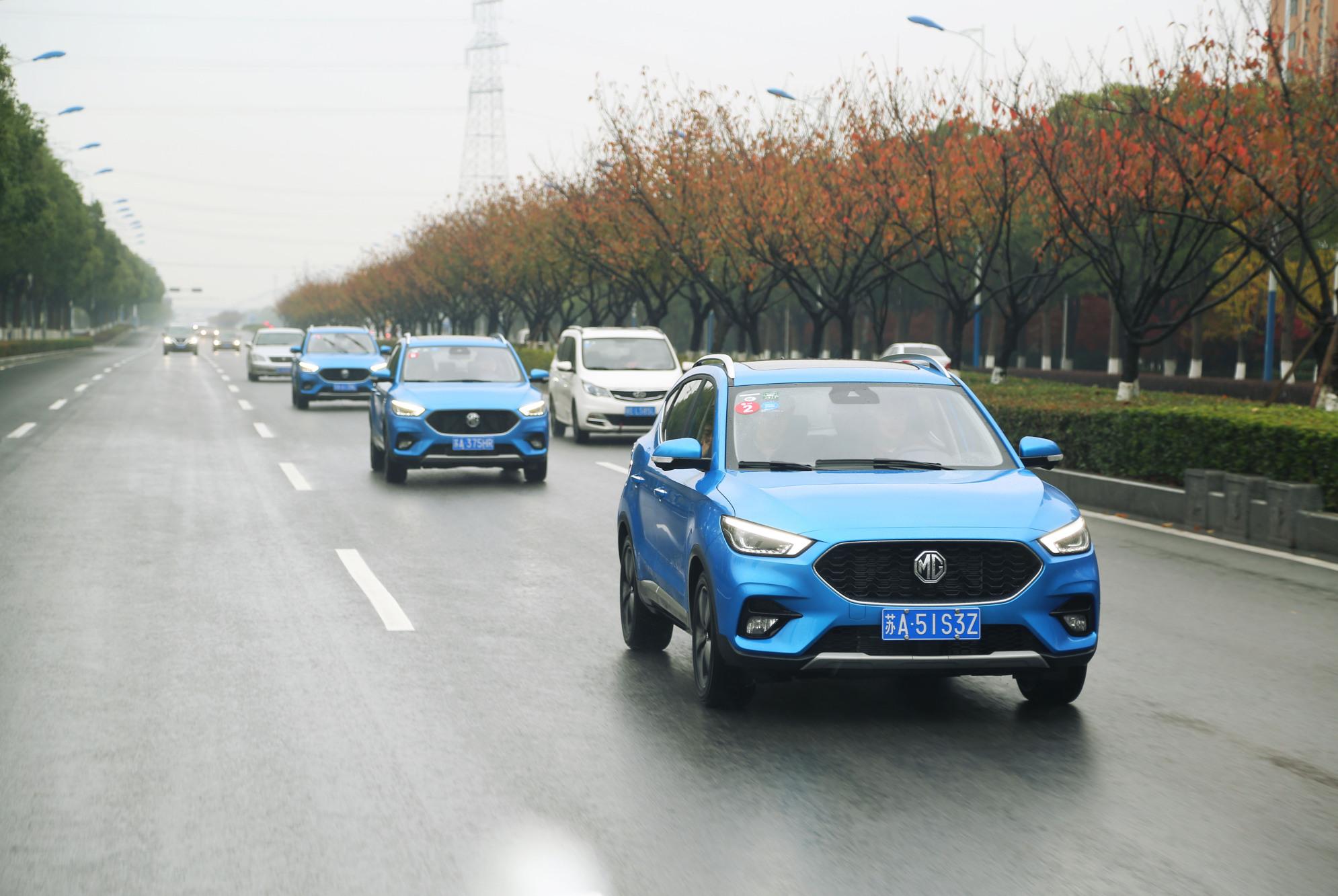10万热门小型SUV怎么选?全新一代名爵ZS、缤越、XR-V 三车对比