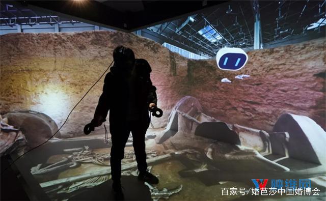 西北大学针对考古、文物保护等课程正式启用VR实验教学