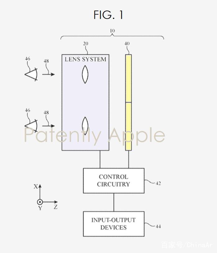 苹果获新VR/AR头显专利,专注于眼镜式设计 AR资讯 第2张