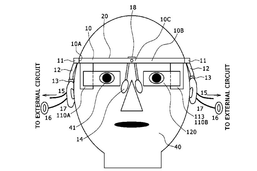盘点全球最新的VR/AR专利 通过专利看行业发展 AR资讯 第13张