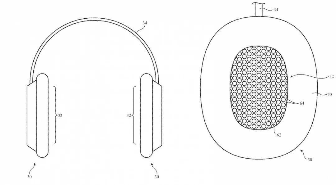 苹果新专利曝光,AR 耳机要来了?AR和耳机是如何搭配的! AR资讯 第3张