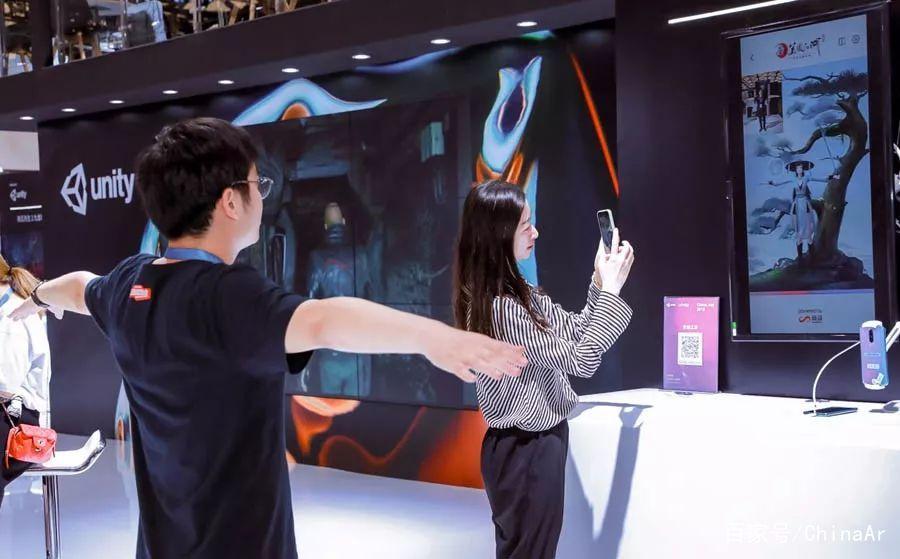 ChinaJoy2019 3D AR酷炫体验游戏崭露头角 AR资讯 第3张