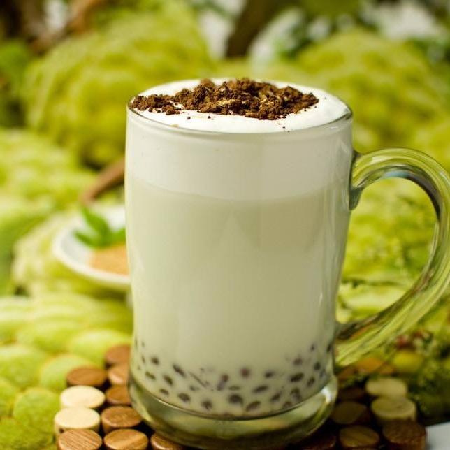 宅家自制神仙奶茶