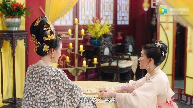 哦!我的皇帝陛下:菲菲找太后谈话 希望真诚相待