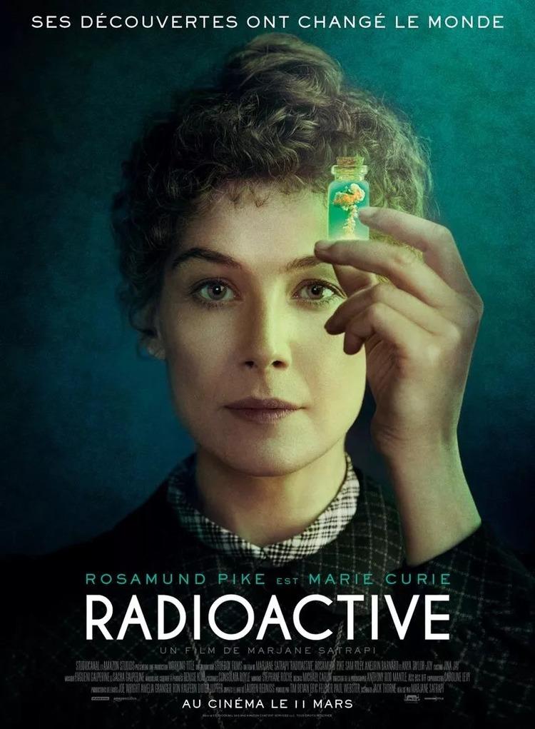 电影《居里夫人:放射永恒》剧情及影评,有意思的非典型传记片