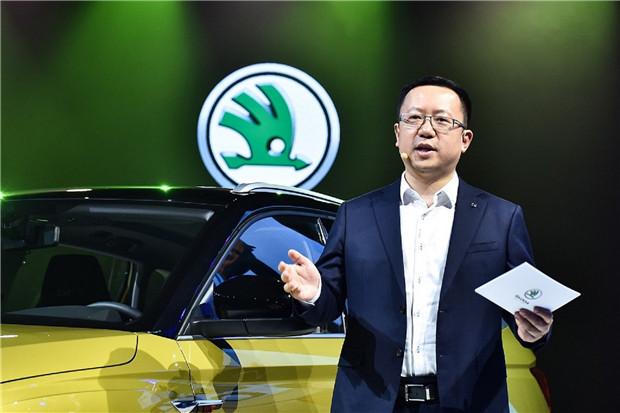 斯柯达柯米克GT全球首秀 广州车展将正式上市