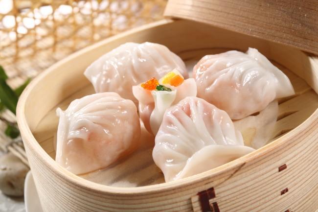 大安虾饺介绍