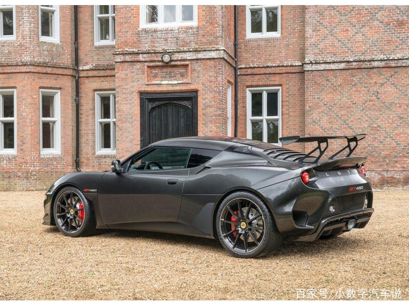 道路猛兽,路特斯Evora GT430带来不一样的速度体验