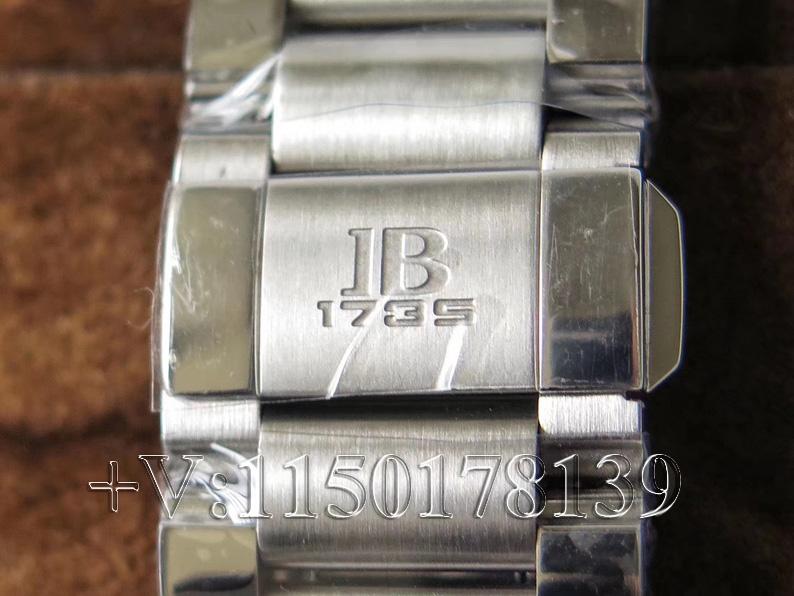 ZF厂宝珀五十噚钢带5015-1130-71 升级哪些地方?