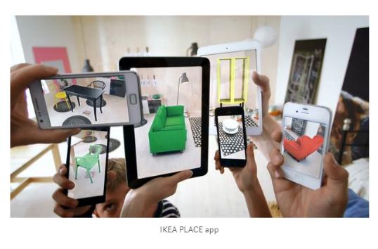 AR消费级游戏产品涌现,游戏产业面临新变革 ar娱乐_打造AR产业周边娱乐信息项目 第7张