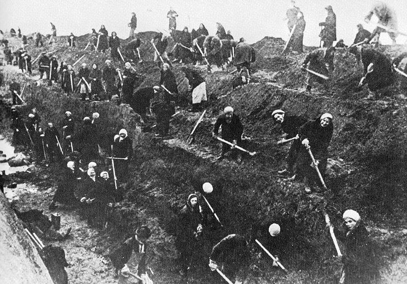 779名领导干部带头弃城逃跑,莫斯科保卫战的残忍真相-