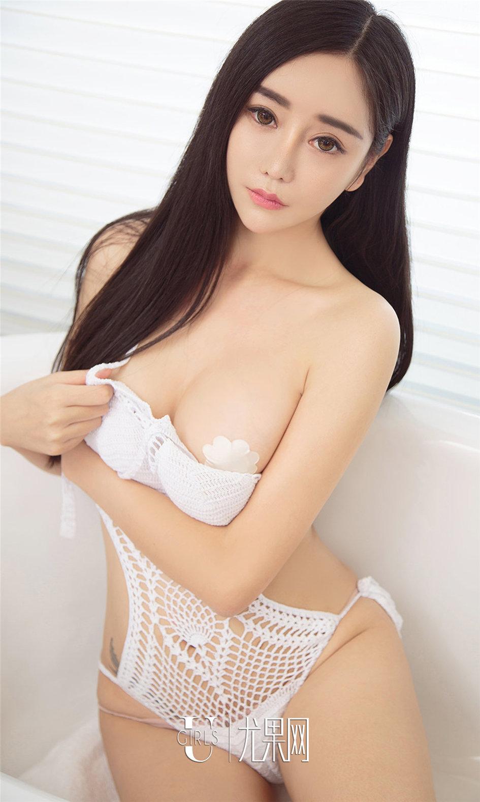 [ugirls尤果网] 清纯气质养眼美女Yina诱人写真照片