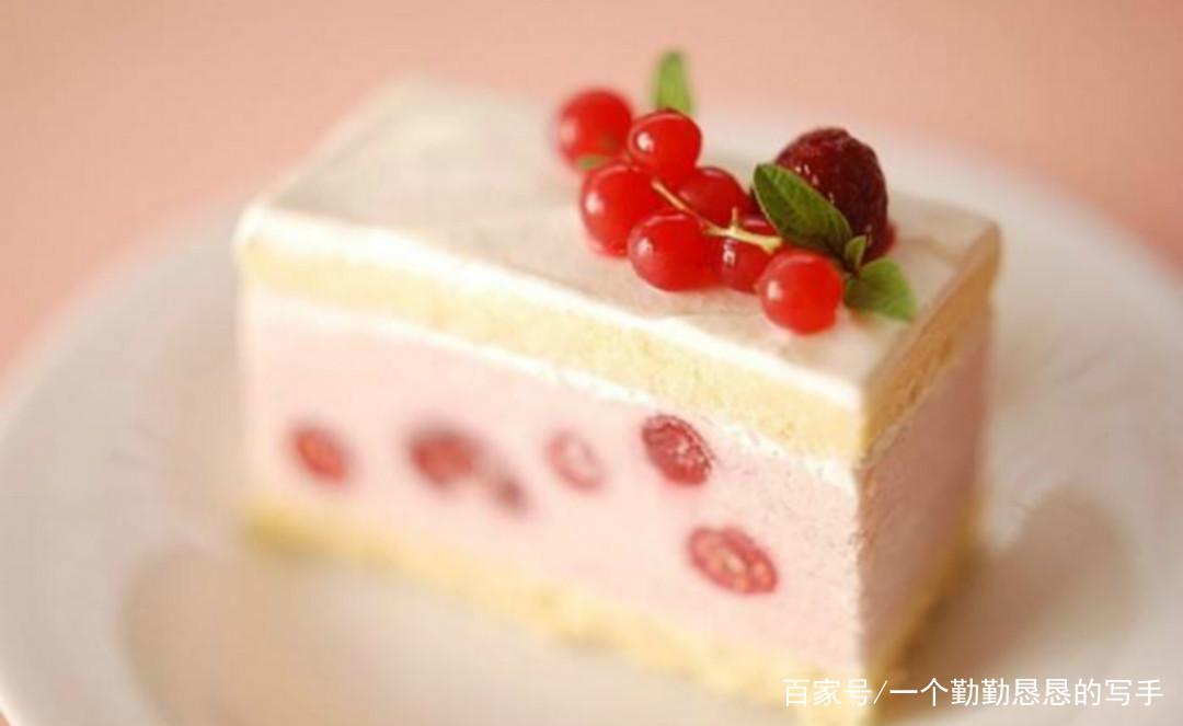 不用烘焙的甜点,奶油和水果的融合,舌尖上的慕斯蛋糕