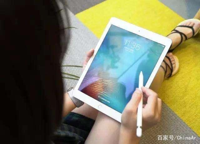 """库克中国行""""意味深长"""" 数次谈及苹果AR AR资讯 第2张"""