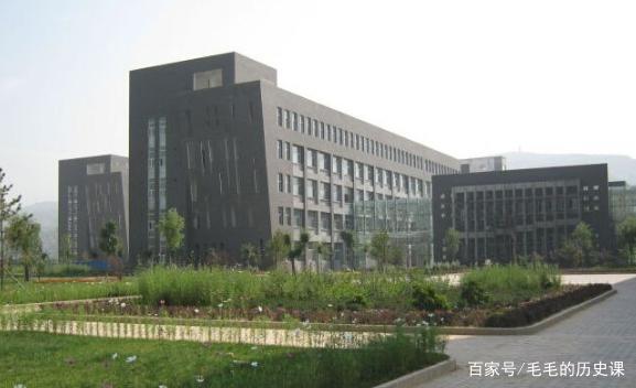 大学那些事儿,吕梁学院,山西地区命名学院最强的大学