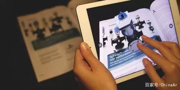 AR技术发展迅猛 产业瞄准八大应用领域 AR资讯 第1张