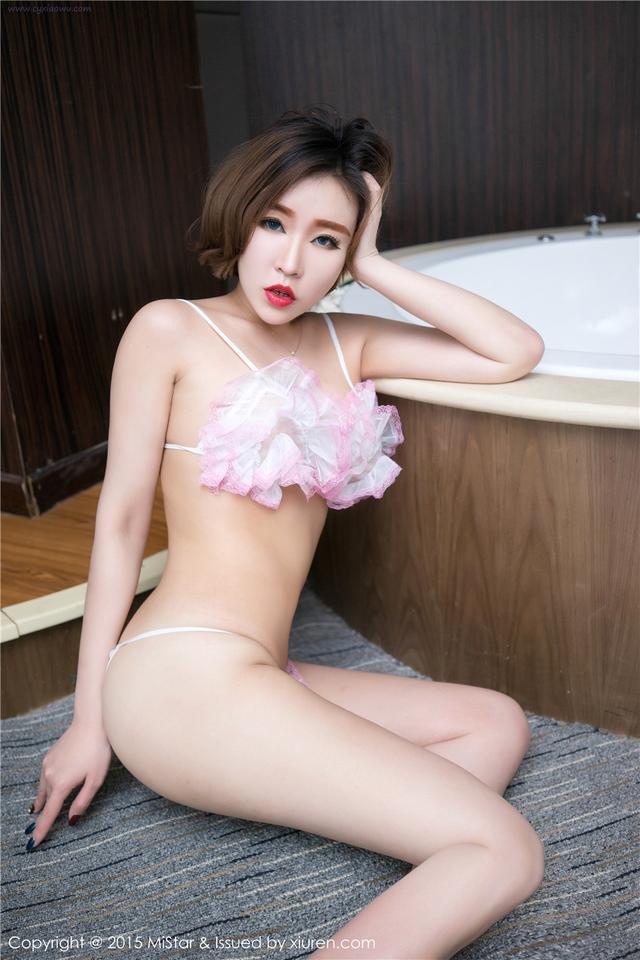 [魅妍社]赵欢颜JessicaVOL.029性感美女诱惑