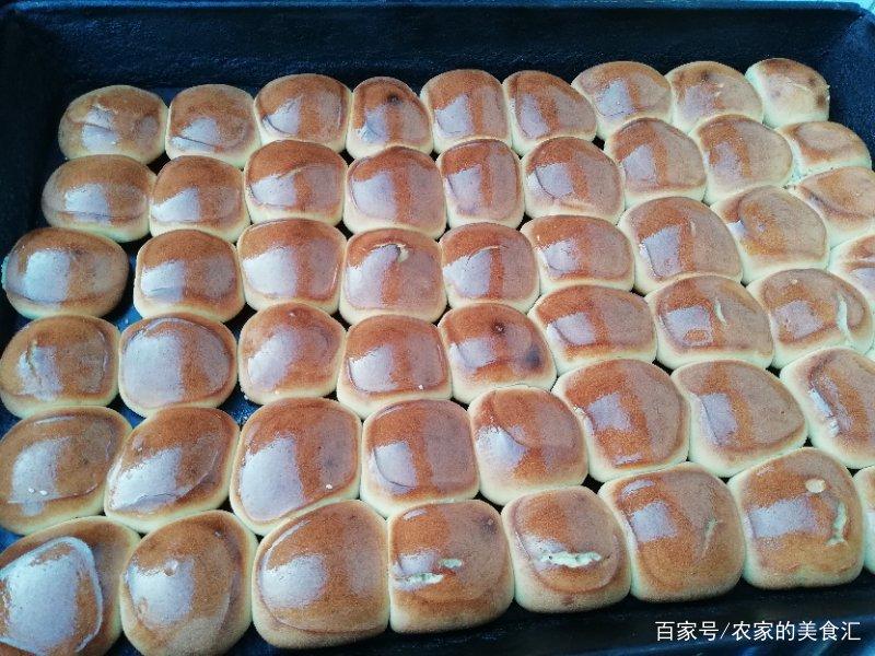 松软可口的面包制作方法