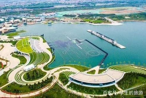 太原最美的公园——晋阳湖公园,网红打卡圣地!