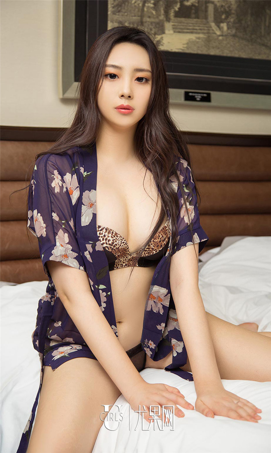 [ugirls尤果网] 极品清纯美女夏梓诺高清写真图片 第9