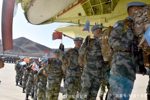等你们归来!中国第六批维和步兵营出征