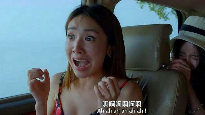 娘娘腔脑回路绝了,把一车美女吓得花枝乱颤,尖叫声能掀开车顶!
