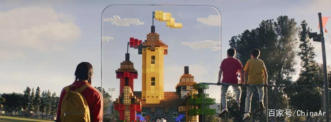 微软推出AR版Minecraft 让你改造无趣现实世界 AR资讯 第3张