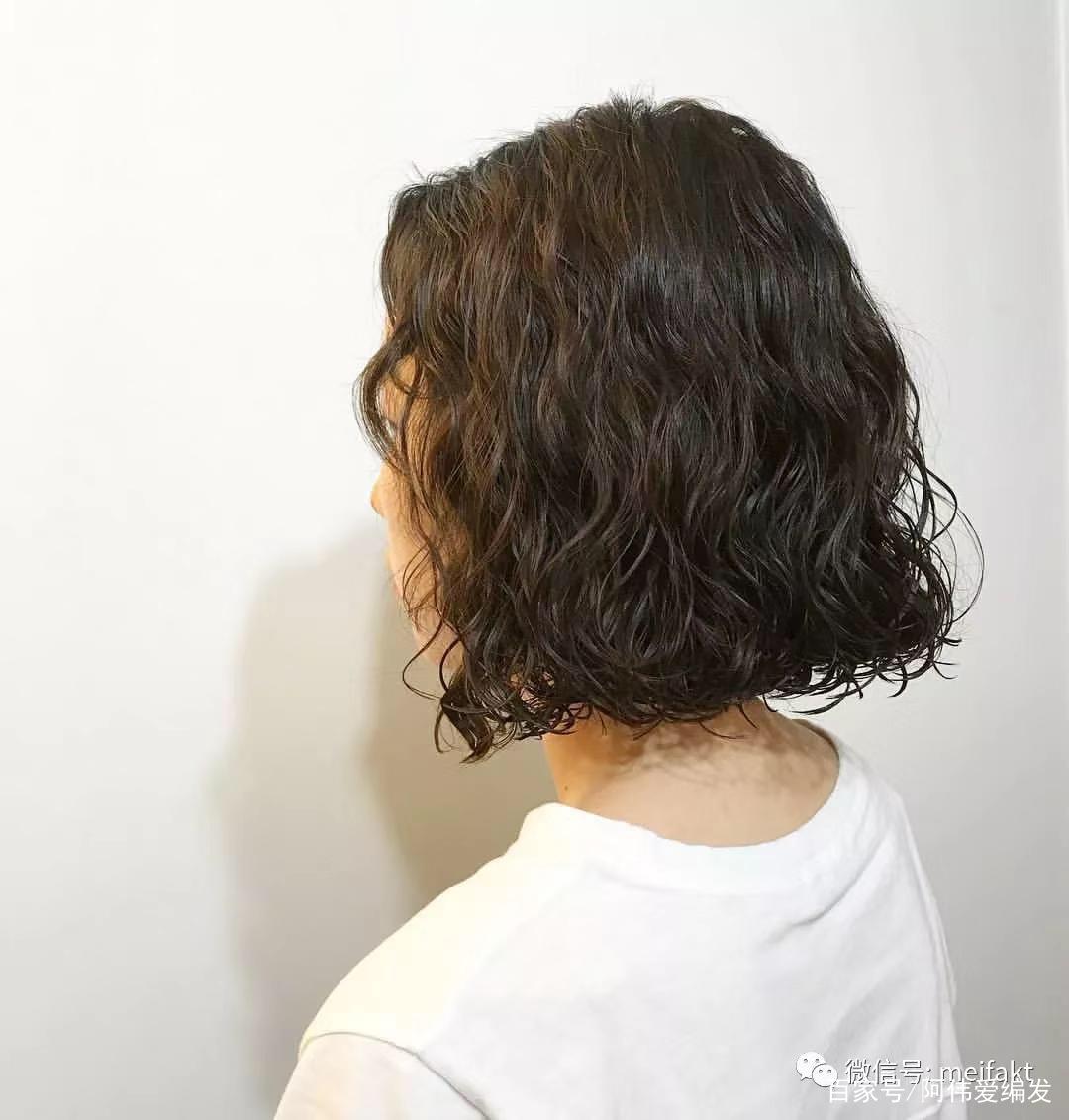 夏季人气超高发型,短烫发,或许有你喜欢的