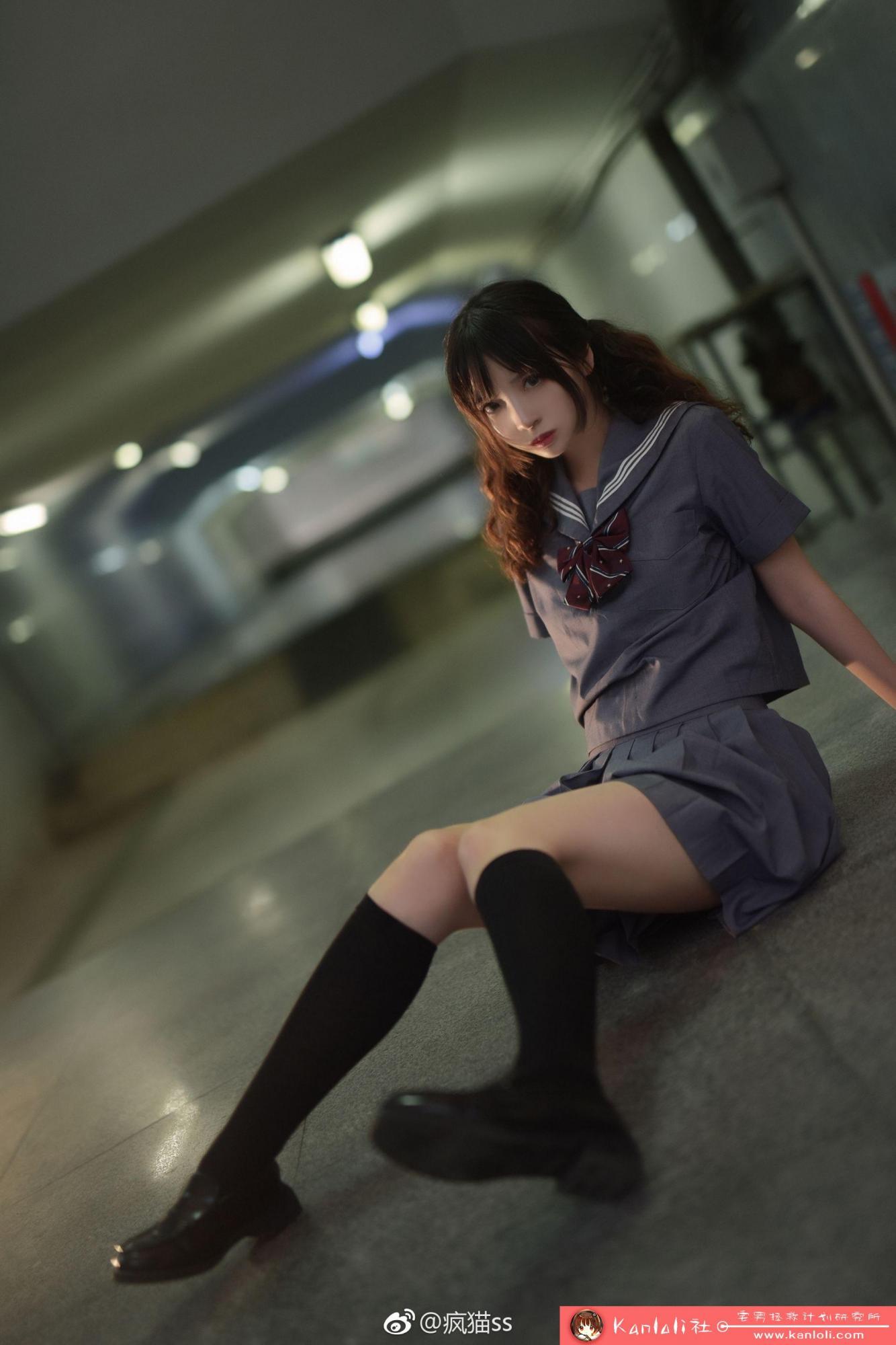 【疯猫ss】疯猫ss写真-FM-012 地下通道的阳光 [9P]