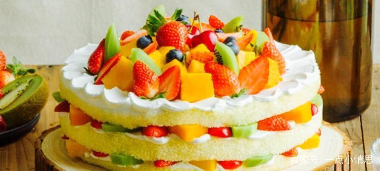 烦恼时,总有你和幸福西饼蛋糕的陪伴