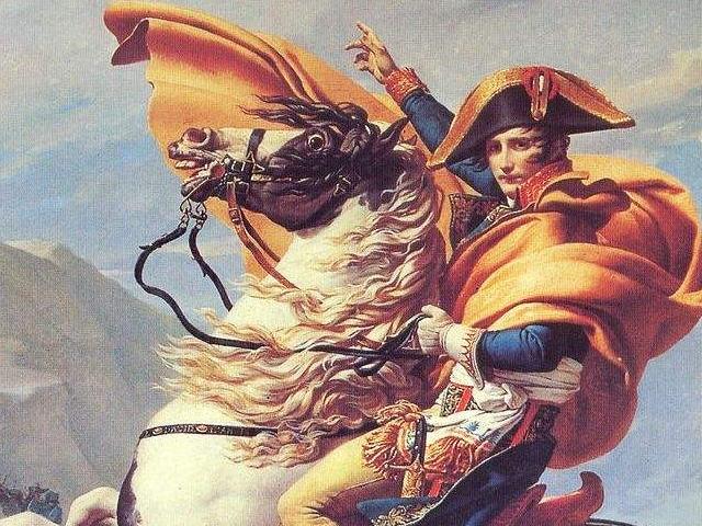 拿破仑这段很励志的语录,只要记住其中一句,就能决定自己的成败