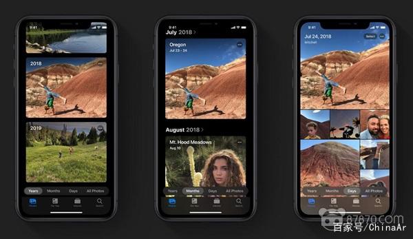 WWDC 19汇总:iOS 13,新版Mac Pro与ARKit 3.0 AR资讯 第11张