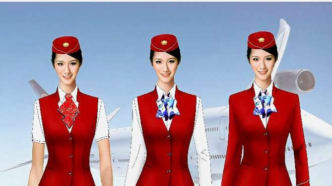 航空机务空姐服高铁动车乘务员服装量身定做