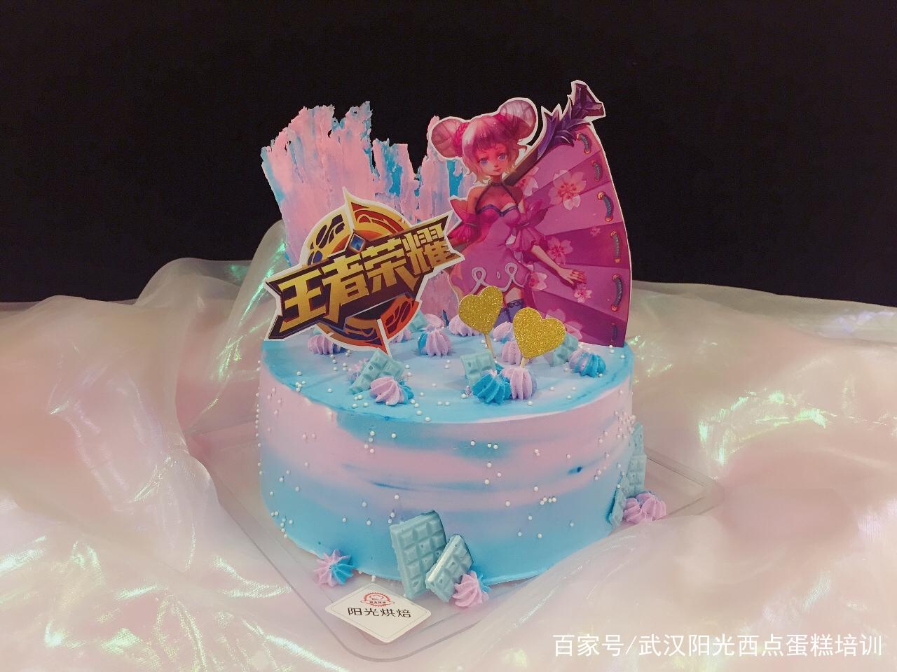 生日蛋糕制作知识大全!武汉蛋糕培训,学蛋糕前景怎么样?